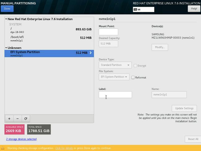 DGX Software for Red Hat Enterprise Linux 7 - Installation Guide