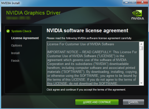 How To: Install the NVIDIA Display Driver