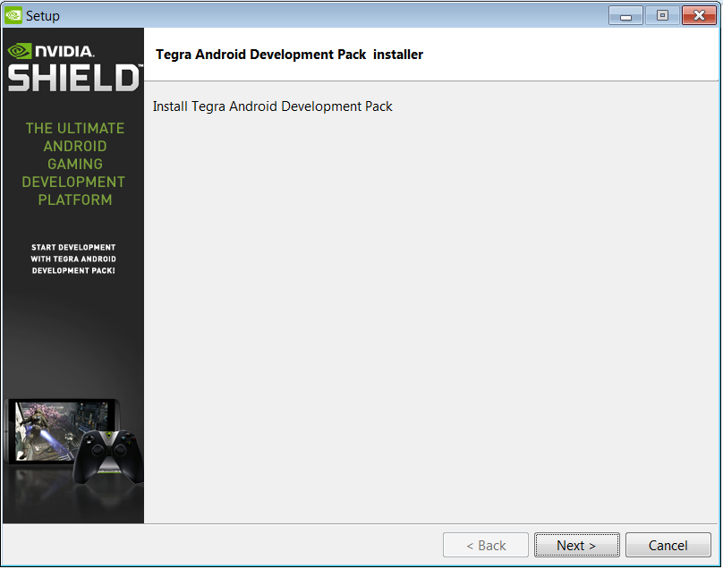 Download and Install TADP