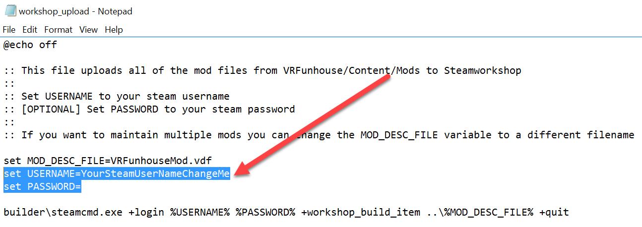 Steam Workshop Overview — VR Funhouse Mod Kit 1 0 documentation
