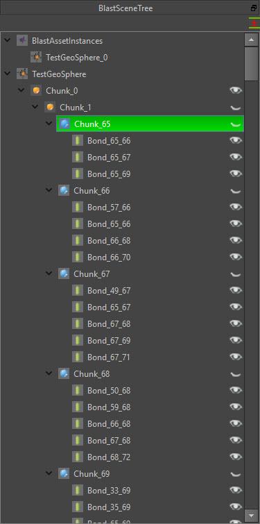 Blast Authoring Tool Editor — Blast Artist Tools 1 0