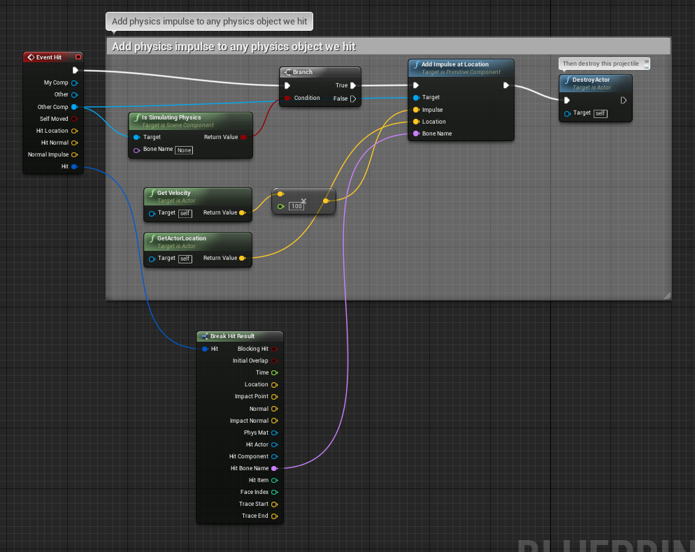 Blast UE4 Plugin Quick Start — Blast Artist Tools 1 0 documentation