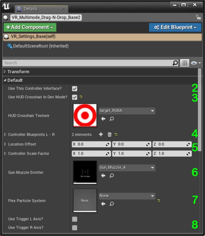 Blueprints vr funhouse mod kit 10 documentation blueprint interfaces malvernweather Gallery