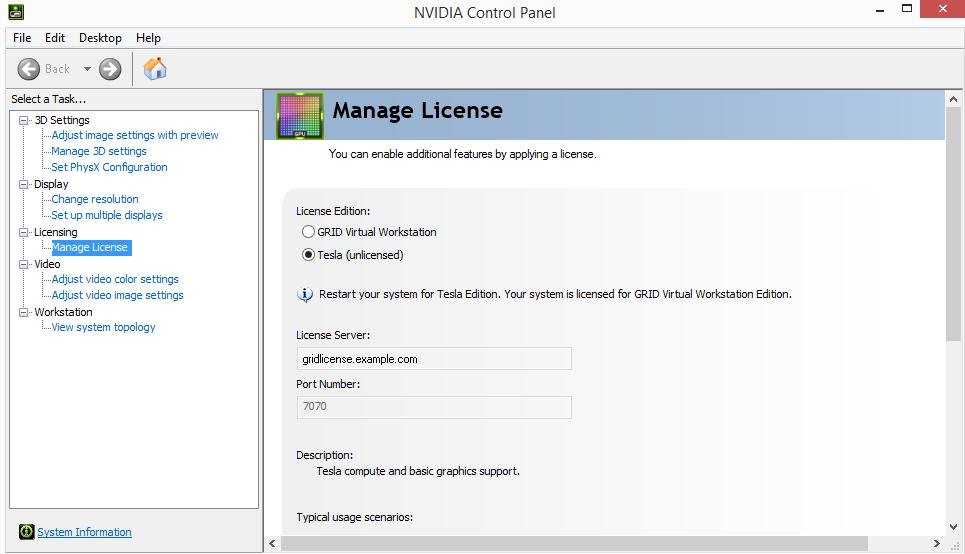 grid licensing user guide grid software documentation rh docs nvidia com NVIDIA Tesla Power NVIDIA Tesla News