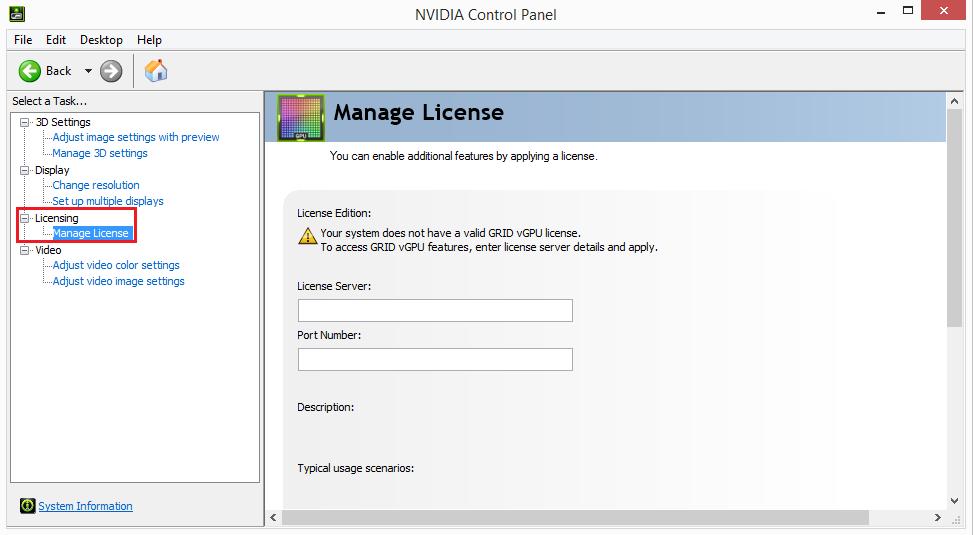 GRID Licensing User Guide :: GRID Software Documentation