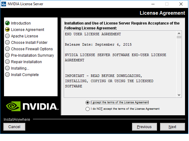 License Server User Guide Nvidia Virtual Gpu Software Documentation
