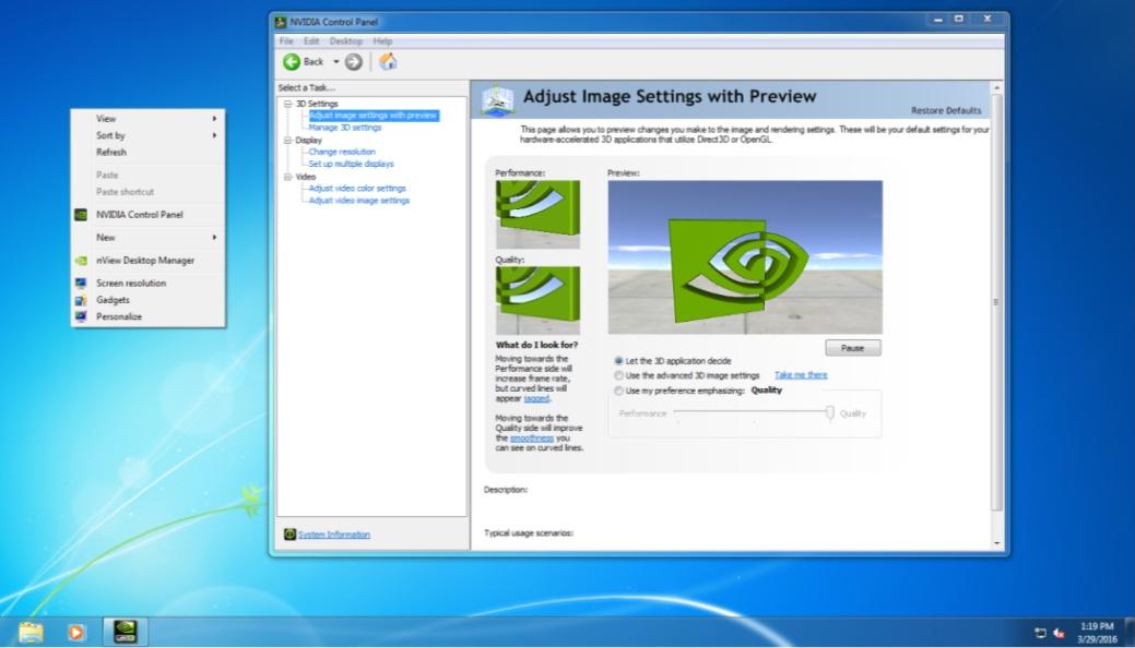 Nview desktop management software for quadro nvidia uk.