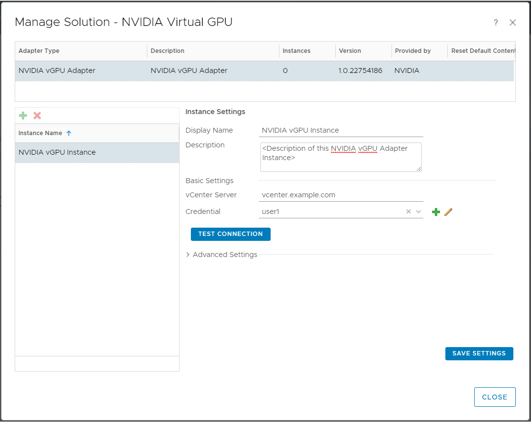Management Pack for VMware vRealize Operations User Guide