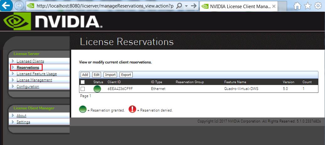 License Server User Guide :: NVIDIA Virtual GPU Software License