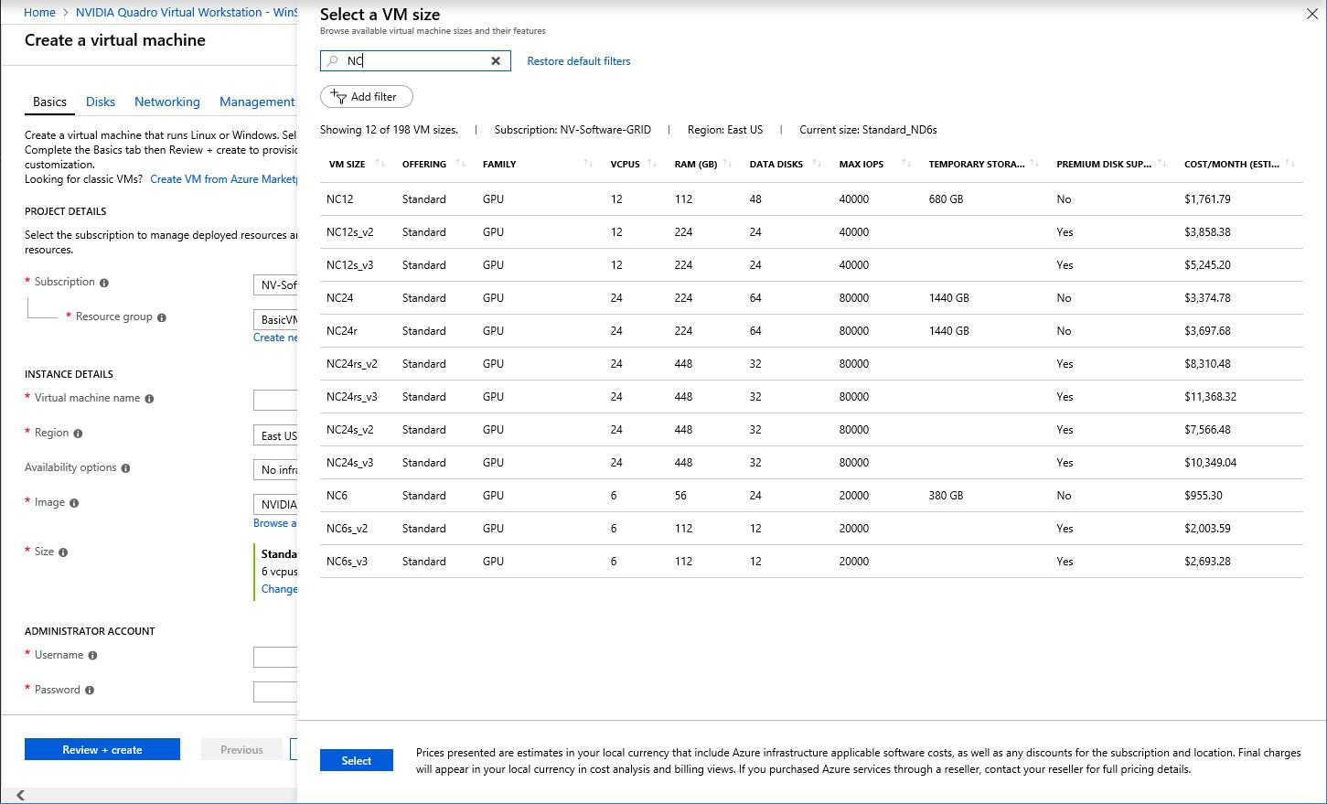 Quick Start Guide :: NVIDIA Quadro Virtual Workstation