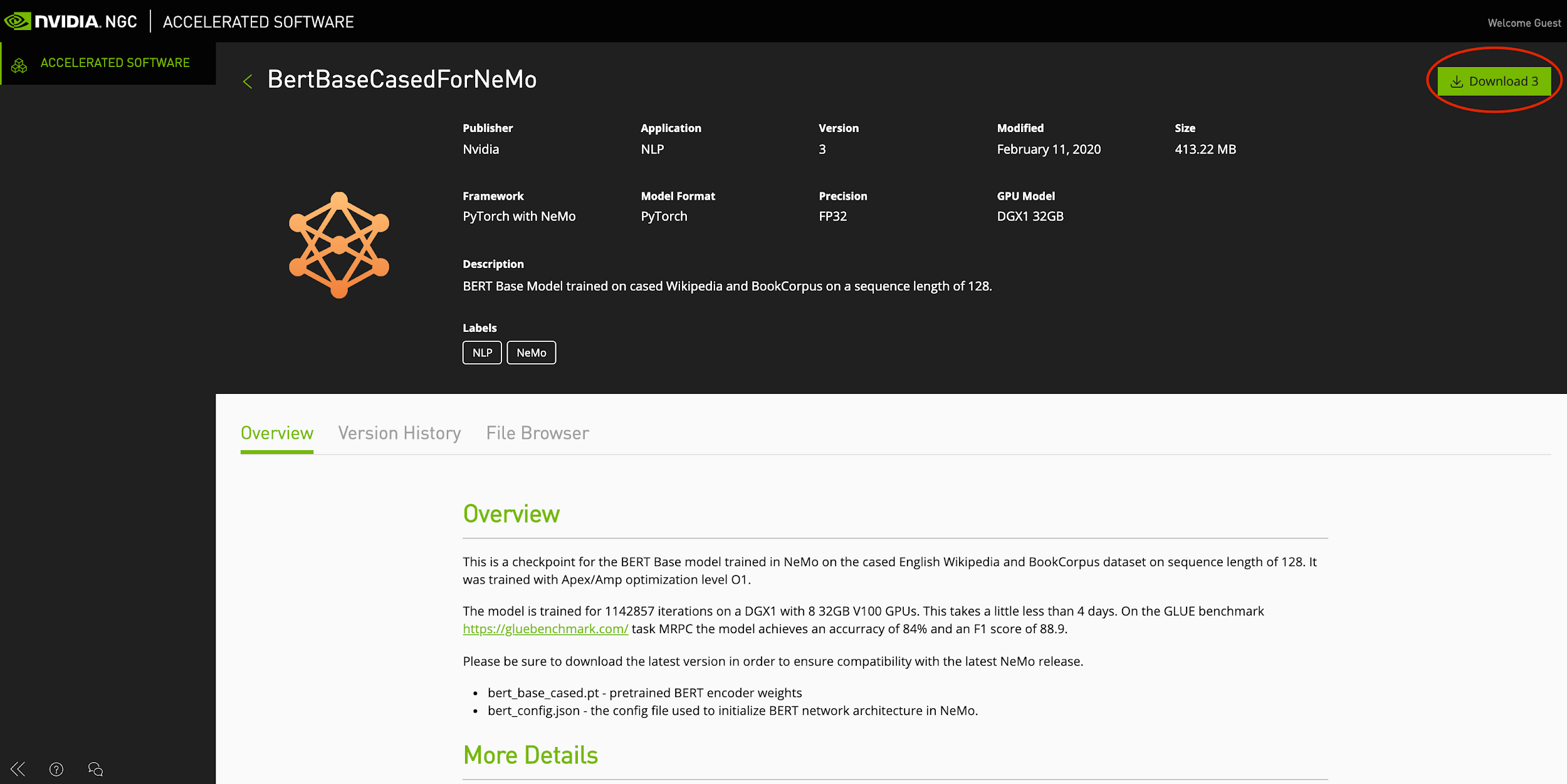 Ngc Container User Guide For Ngc Catalog Nvidia Gpu Cloud Documentation